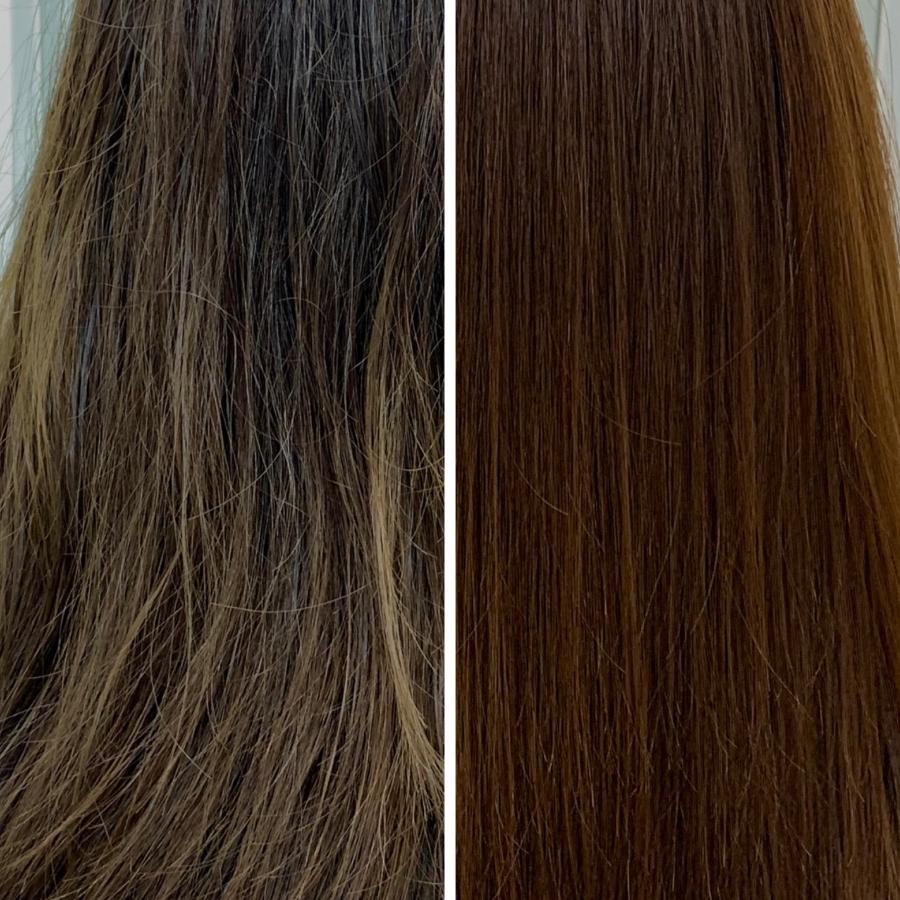 頭髮質量改進處理