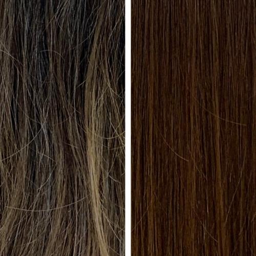 Quality of hair improvement treatment