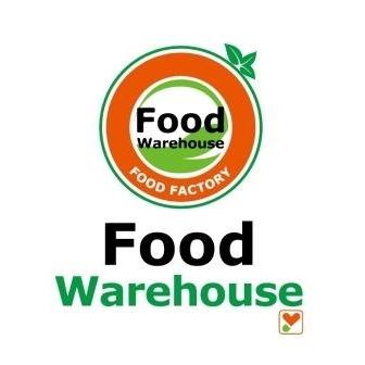 Food warehouse WEB 광고지